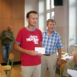 2. místo na OPEN Litschau 2008