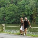 Na výletě s manželkou